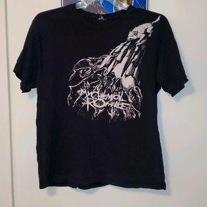My Chemical Romance Vintage Wolves T-Shirt